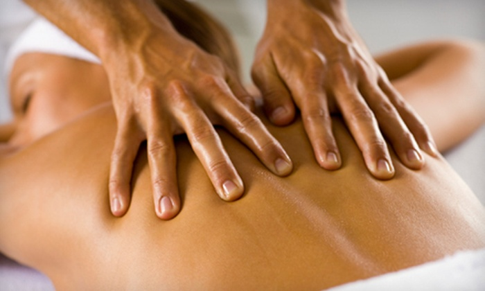 SRJ Therapy - Highland Park: 60- or 90-Minute Swedish or Deep-Tissue Massage at SRJ Therapy (51% Off)