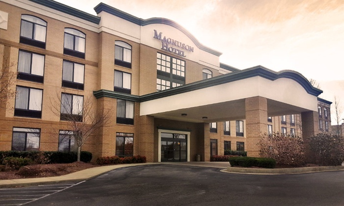 null - Lexington: Stay at Magnuson Hotel Cool Springs in Brentwood, TN, with Dates into June
