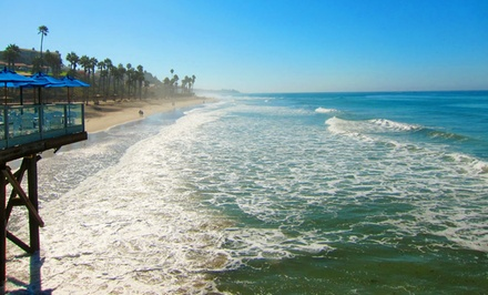 Groupon Deal: 1-, 2-, or 3-Night Stay for Up to Four at Always San Clemente Beach Rentals in San Clemente, CA
