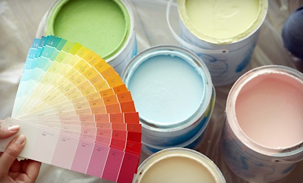Interior Painting for 1 Room, up to 12'x15' - A+ Painting Co. in