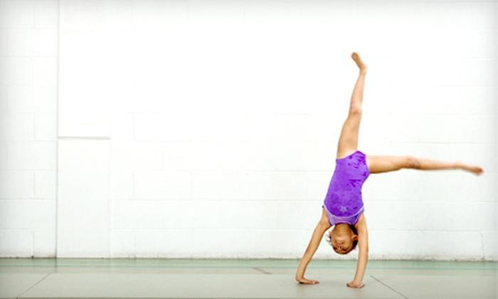 Elite Tumbling - Midvale: $20 for $45 Worth of Gymnastics at Elite Tumbling