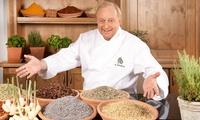 6 oder 12 Monate Mitgliedschaft in Sternekoch Alfons Schuhbecks Online-Video-Kochschule (bis zu 70% sparen*)