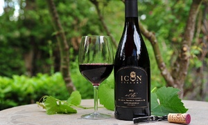 Icon Cellars: Wine-Tasting Experience for Two or Four at Icon Cellars (Up to 45% Off)