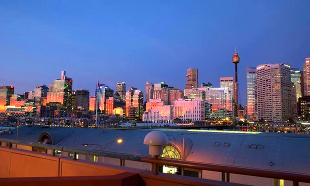 Darling Harbour: 4.5* Mystery Stay 0