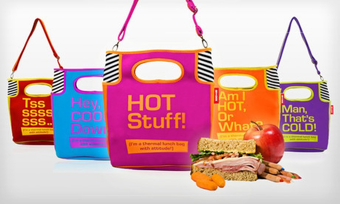 Art and Cook Thermal Lunch Bags: Small or Large Art and Cook Thermal Lunch Bag (Up to 46% Off). Eight Styles Available. Free Shipping.