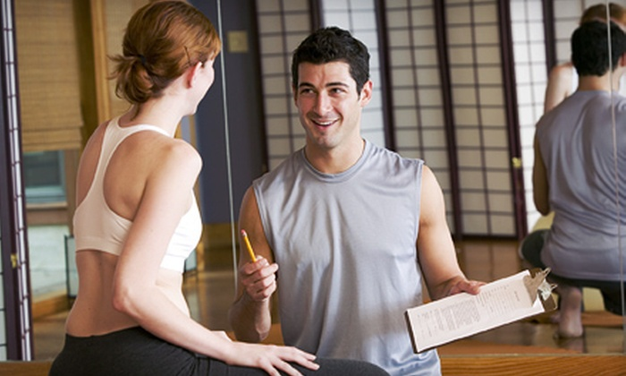 National Council for Certified Personal Trainers **NAT** in - San ...