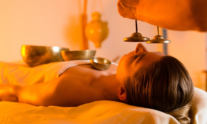 Healing Sounds - Park Meadow: Three 60-Minute Sound Massages at Healing Sounds (58% Off)