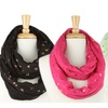 Spring Fashion Infinity Scarves