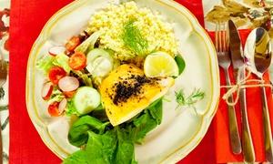 Cudawianki food&wine: 8-daniowe menu degustacyjne dla 1 (99,99 zł) lub 2 osób (149,99 zł) w restauracji Cudawianki food&wine (do -57%)