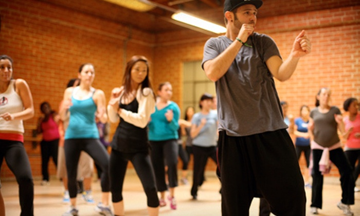 GROOV3 - Multiple Locations: $25 for Five Drop-In Dance-Fitness Classes at GROOV3 (Up to $85 value)