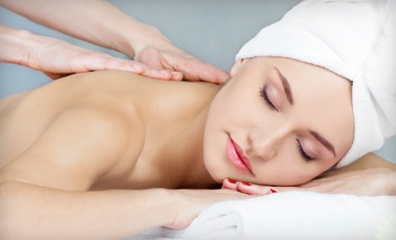 $49 for a Swedish Relaxation Massage and an Signature Organic Facial at Healthy Being Wellness Center ($105 Value)