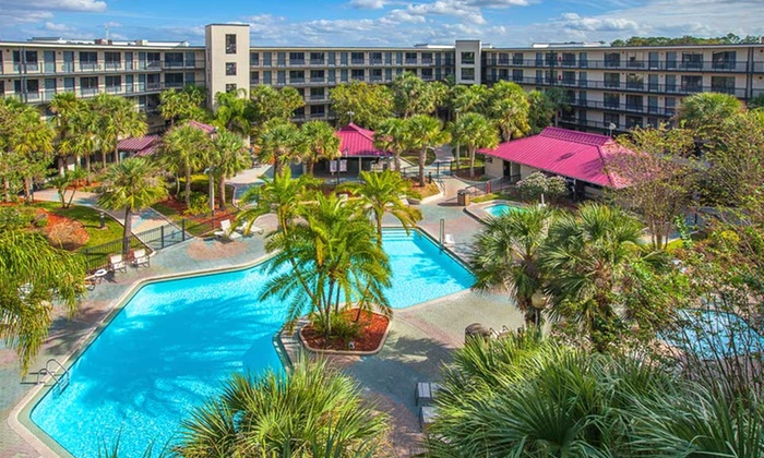 The Royale Parc Suites - Kissimmee, FL: Stay at The Royale Parc Suites in Kissimmee, FL, with Dates into October