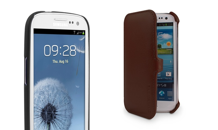 Marware Samsung Galaxy S III Case: Marware MicroShell Case or C.E.O. Hybrid Folio for Samsung Galaxy S III. Multiple Options Available from $7.99-$9.99.
