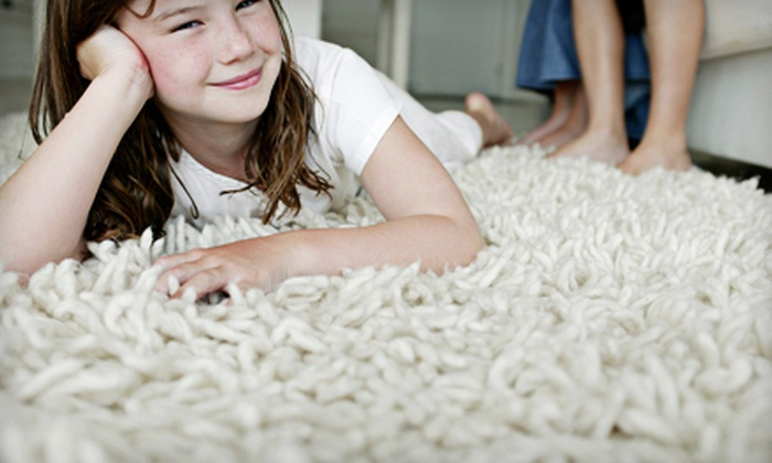 New Mexico Quality Air - South Broadway: Carpet Cleaning for Three or Five Rooms from New Mexico Quality Air (65% Off)