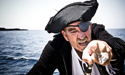 Pirates and Plunder Walking Tour for Two or Four from Tour Saint Augustine Inc. (Up to 50% Off)