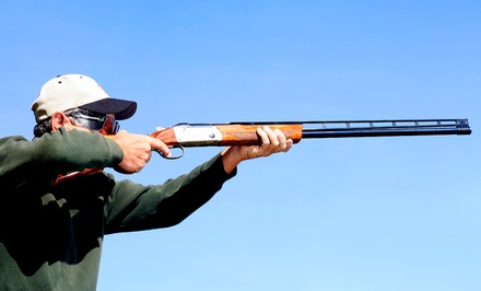 Regular or Deluxe Shooting-Range Session for Two with Instruction at Redlands Shooting Park (Up to 50% Off)