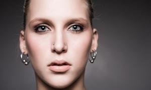Poke A Dotz Tattoos And Piercings: Piercing with Basic Jewelry from Poke A Dotz Tattoos &Piercings