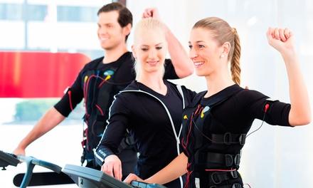 5x oder 10x 20 Min. EMS-Training mit Personal Trainer bei Traine Services GmbH (bis zu 87% sparen*)