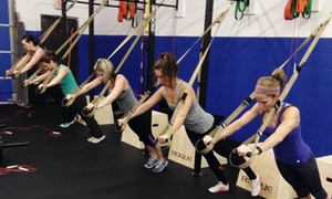 Dynamic Cross Training: 5 or 10 TRX-Suspension or Body Explosion Classes at Dynamic Cross Training (Up to 66% Off)