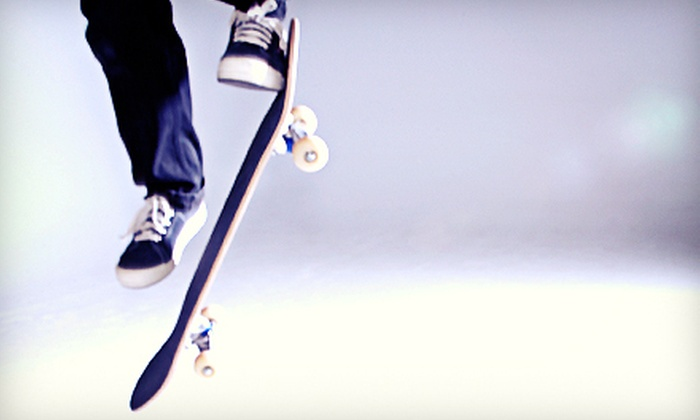 Delicious Skateboard Shop - Wake Forest: $125 for Two-Week Youth Skateboard Camp at Delicious Skateboard Shop in Wake Forest ($250 Value)