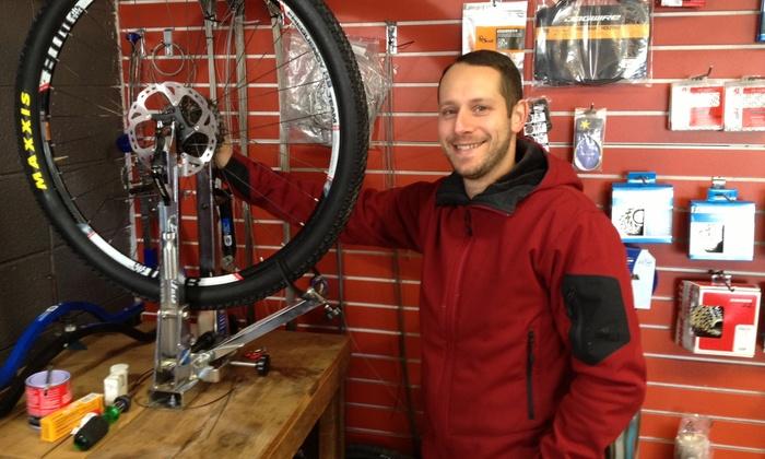 Boulder Bicycle Works - Transit Village: $34 for $75 Worth of Bicycle Repair — Boulder Bicycle Works
