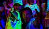 The UV Splash Color Dash - Lake Havasu City: 5K Entry for One, Two, or Four to UVSplash presented by Color Dash on Saturday, March 22, at 7 p.m. (Up to 56% Off)