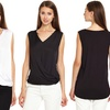 Kenneth Cole New York Sleeveless V-Neck Top