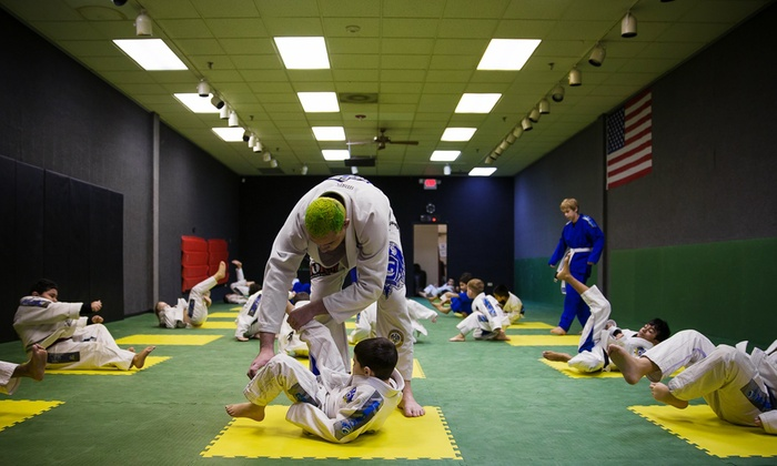 Comprido BJJ Brazilian Jiu Jitsu Academy - Multiple Locations: Private and Group Kids' Martial-Arts Classes at Comprido Brazilian Jiu-Jitsu Academy (Up to 80% Off))