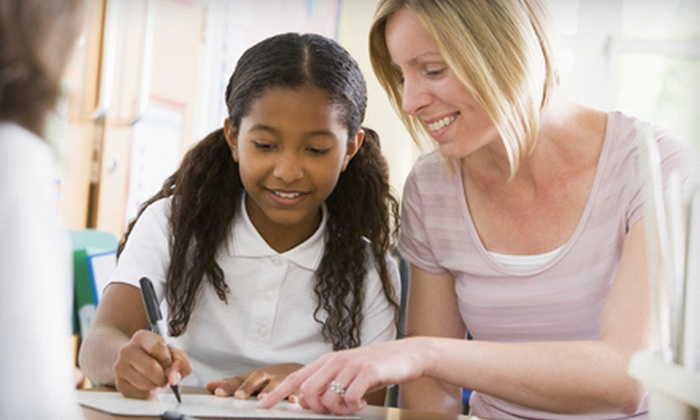 Best in Class Education Center - Multiple Locations: $49 for Tutoring in Math or English at Best in Class Education Center (Up to $156.66 Value). Nine Locations Available.