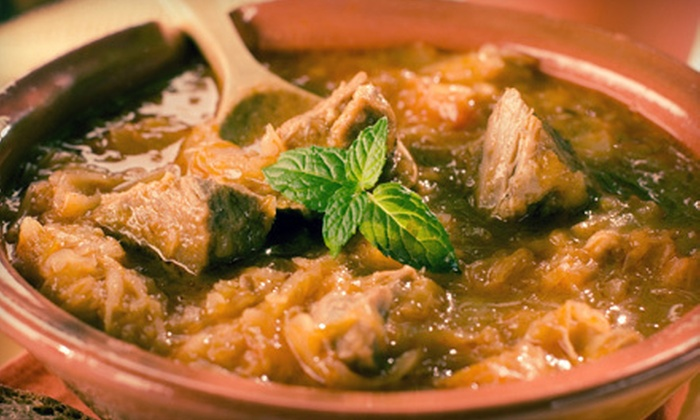 Europe Bar and Restaurant - Englemount - Lawrence: $20 for $40 Worth of Hungarian Food and Drinks at Europe Bar and Restaurant
