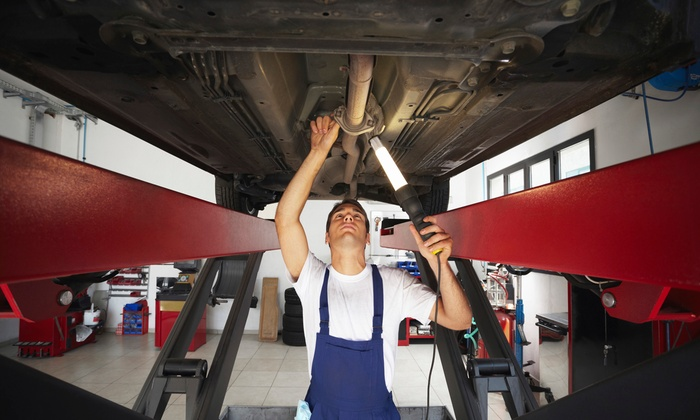 Keith's Auto Repair - Jefferson: $25 for an Air-Conditioning Inspection and Diagnostic at Keith's Auto Repair ($56.50 Value)