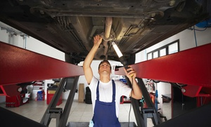 Keith's Auto Repair: $25 for an Air-Conditioning Inspection and Diagnostic at Keith's Auto Repair ($56.50 Value)