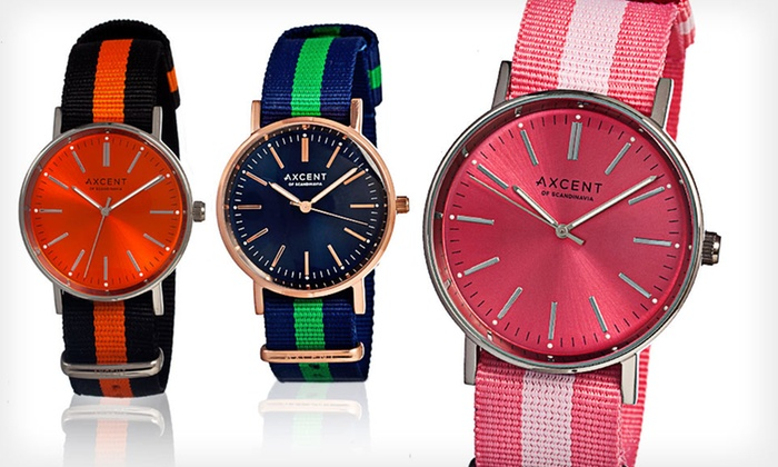 Axcent Vintage Watches for Men or Women: Axcent Vintage Watch for Men or Women (Up to 67% Off). 22 Styles Available.