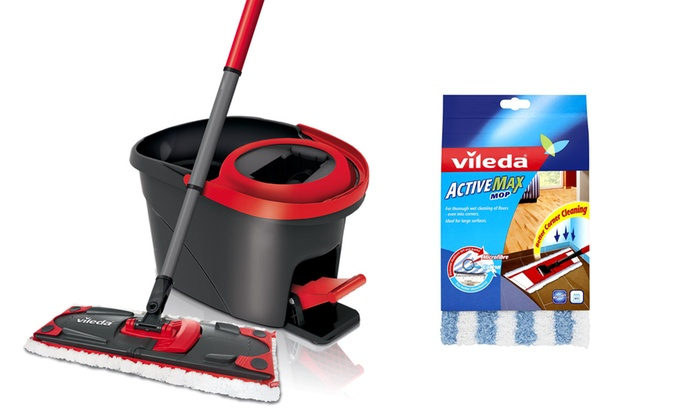 Sistema lavapavimenti vileda groupon for Lavapavimenti vileda