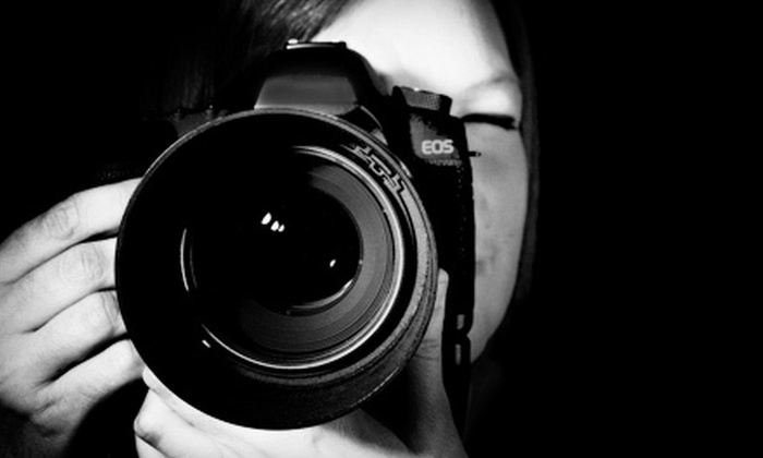 RockerDown Studios - Cary: Beginner Photography Class for One or Two, or Two Intermediate Classes for One at RockerDown Studios (Up to 68% Off)