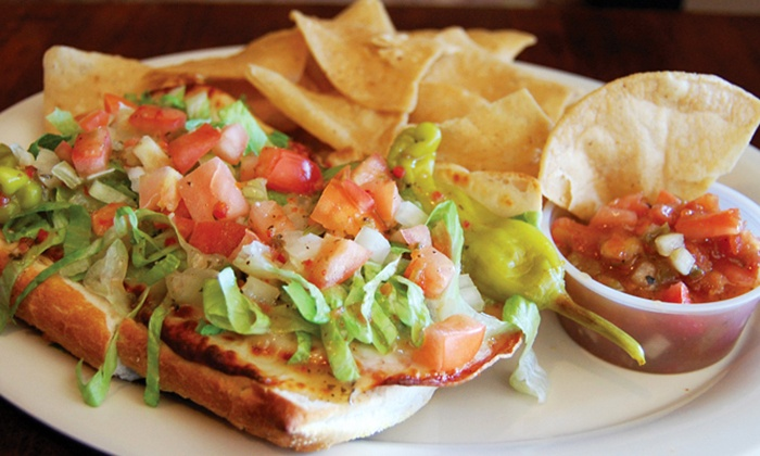 Old Towne Pub and Eatery - St. Charles: Pub Food and Drinks for Two at Old Towne Pub and Eatery (Up to 50% Off)