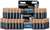 Set van 8 Duracell-batterijen