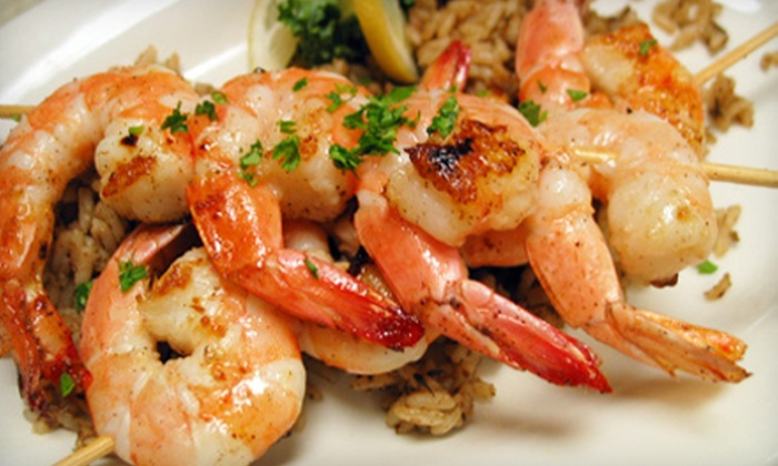 Cypress Grill - East Oak Hill: $10 for $20 Worth of Cajun Cuisine at Cypress Grill
