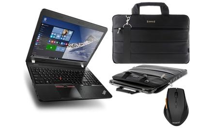 Lenovo Thinkpad X131E 11.6 reconditionné, CORE 2 DUO 1.5GHZ, windows 10 home, livraison offerte