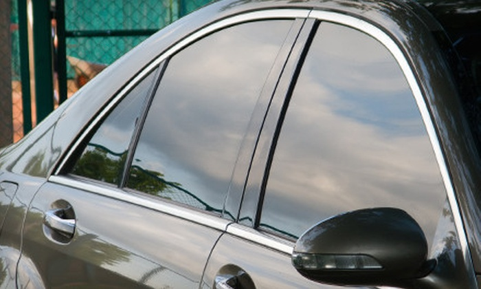 TNT Automotive Window Tinting - Angier: Auto-Glass Tinting for Two Windows or a Full Car at TNT Automotive Window Tinting (53% Off)