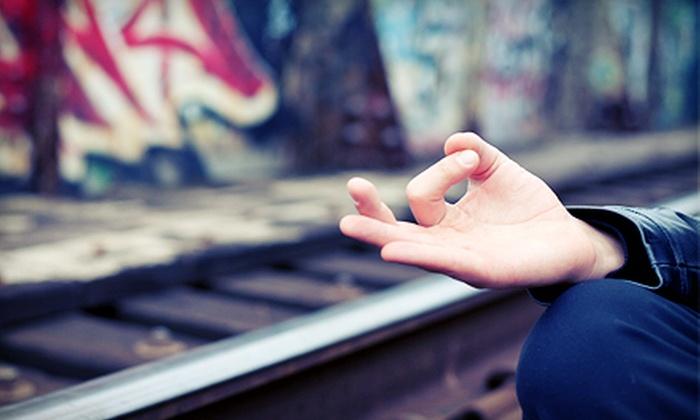 Vayusha Yoga - Surrey: 10 or 20 Classes at Vayusha Yoga (Up to 79% Off)