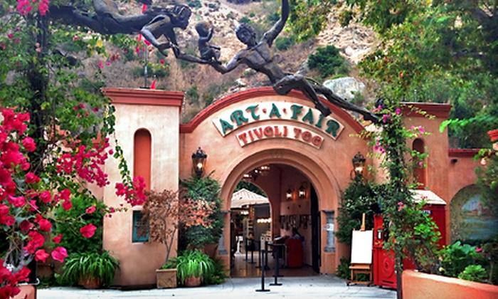 Art-A-Fair - Laguna Beach, CA: Art-A-Fair Art Festival Season Passes for Two or Four in Laguna Beach (Up to 54% Off)