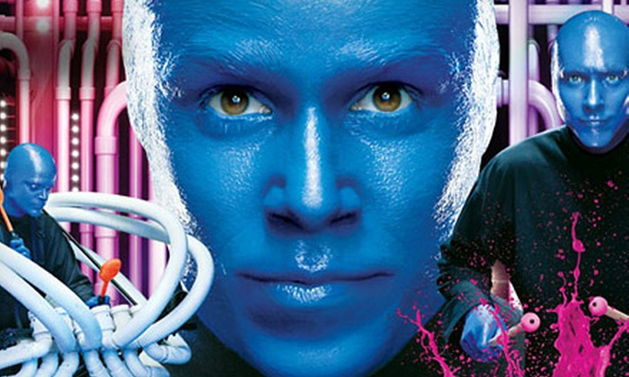 Blue Man Group Performance on July 1–9 at Blue Man Group Theatre at Universal CityWalk (Up to $93.29 Value)