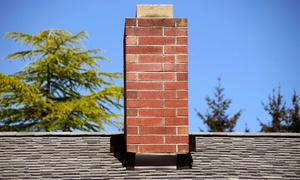 Evergreen Chimneys: $49.99 for a Chimney Cleaning from Evergreen Chimneys ($180 Value)