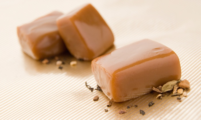 Becky's Blissful Bakery - Pewaukee: $8 for $16 Worth of Gourmet Caramels at Becky's Blissful Bakery
