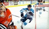 Evansville IceMen - Ford Center: $10 for Evansville IceMen Hockey Game on January 9 or 16 vs. In-State Rival Fort Wayne Komets (Up to $19.95 Value)