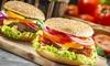 Happy Hour Bar - Zero Branco: Menu hamburger o club sandwiches e birra per 2 o 4 persone all'Happy Hour Bar (sconto fino a 62%)