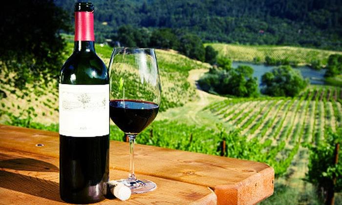 Wine Up! Wine Merchants - Buckman: Wine Tasting or Wine Tour for One or Two from Wine Up! Wine Merchants (Up to 55% Off)