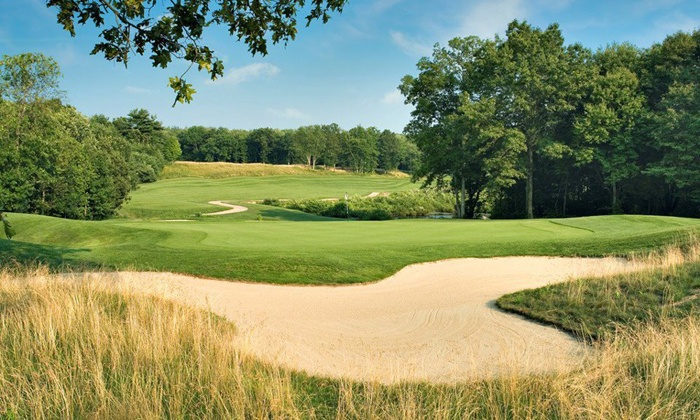 Wentworth Hills Country Club - Plainville: 18 Holes of Golf with Cart for 2 or 4 at Wentworth Hills Country Club (Up to 44% Off). 4 Options Available.