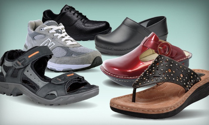 Alan's Shoe House - Multiple Locations: $25 for $50 Worth of Shoes and Apparel at Alan's Shoe House